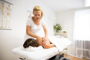 Praxis für Massage- und Dorntherapie